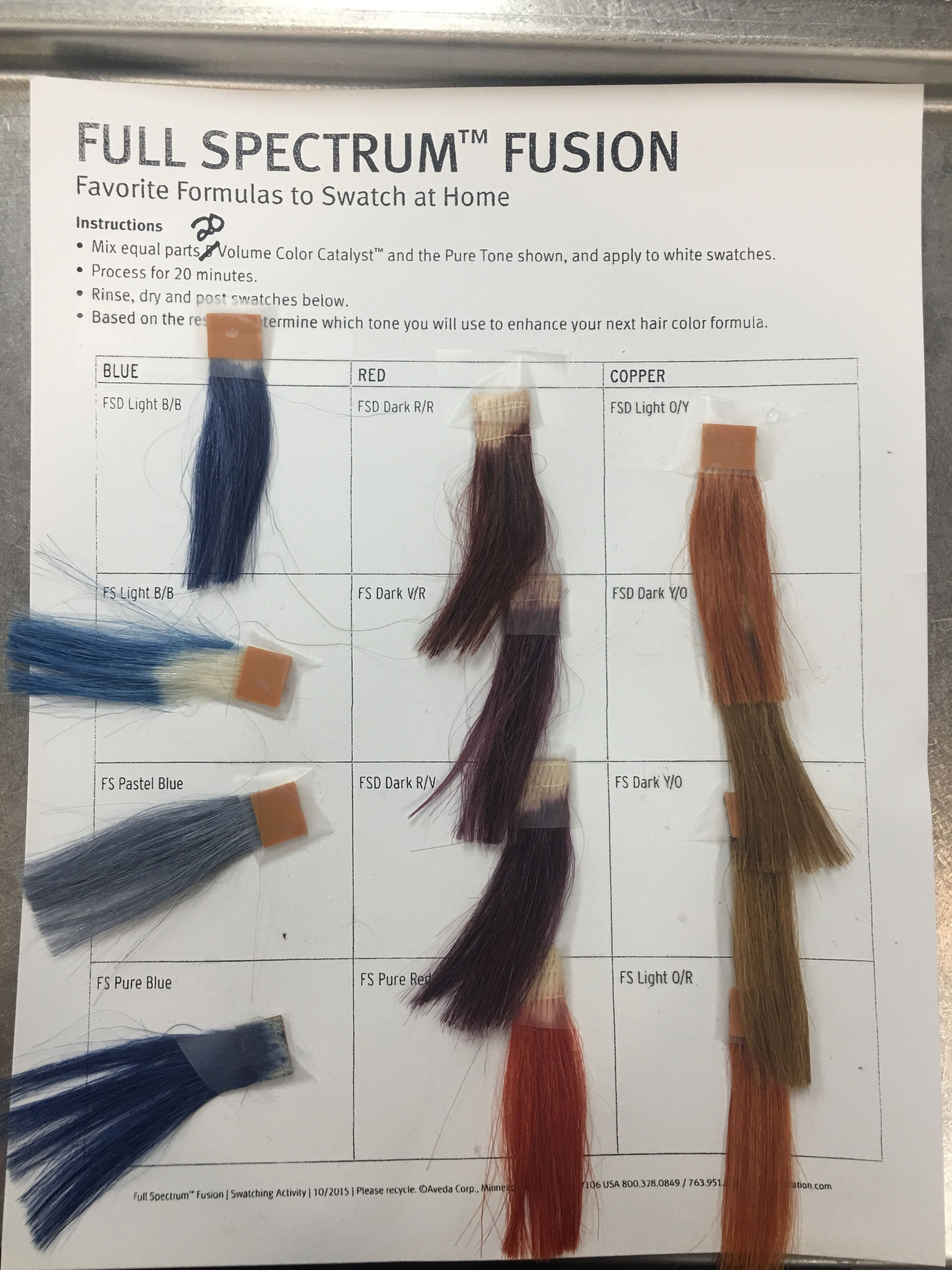 Pin By Olivia Sherp On Aveda Color Hair Color Formulas Aveda Hair Color Aveda Color
