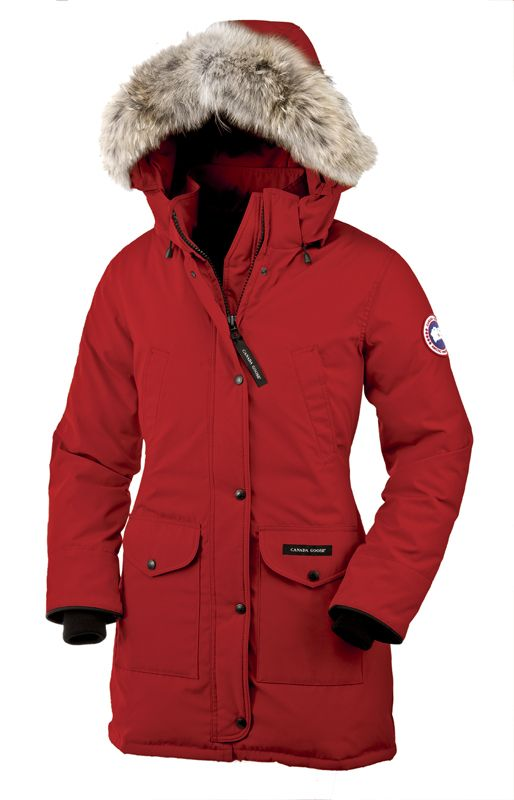 Now On Store Canada Goose Trillium Lady Parka Scandinavian Outdoor Store Fashion Everyday Fashion Clothes