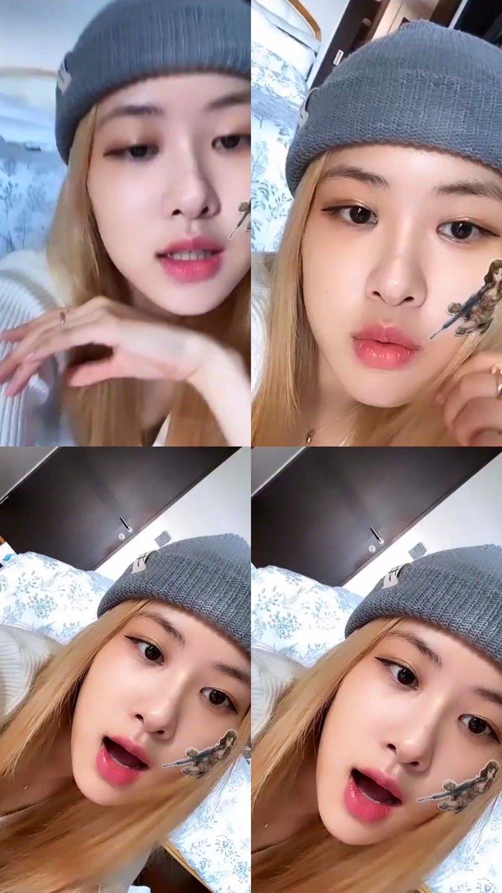 Pin on BLACKPINK ROSÉ ㄹㅈ