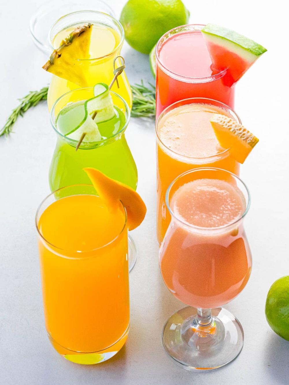 How To Make Aguas Frescas 7 Refreshing Flavors Recipe In 2020 Agua Fresca Best Non Alcoholic Drinks Agua Fresca Recipe