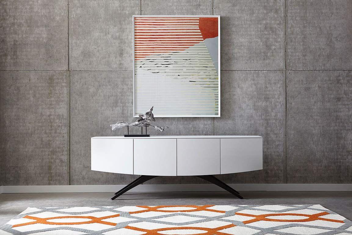 Amazon Com Bdi Furniture 8649w Sw Venue Quad Width Tall Cabinet Satin White Finish With Wood Doors Media Center Kitche Tall Cabinet Wood Doors White Finish [ 769 x 1153 Pixel ]