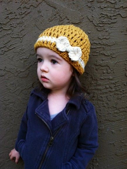 0cabb4514 Handmade Knit & Crocheted Hats For Your Toddler: Patterns & Ready ...