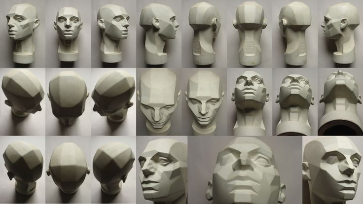 shading the face - Google Search