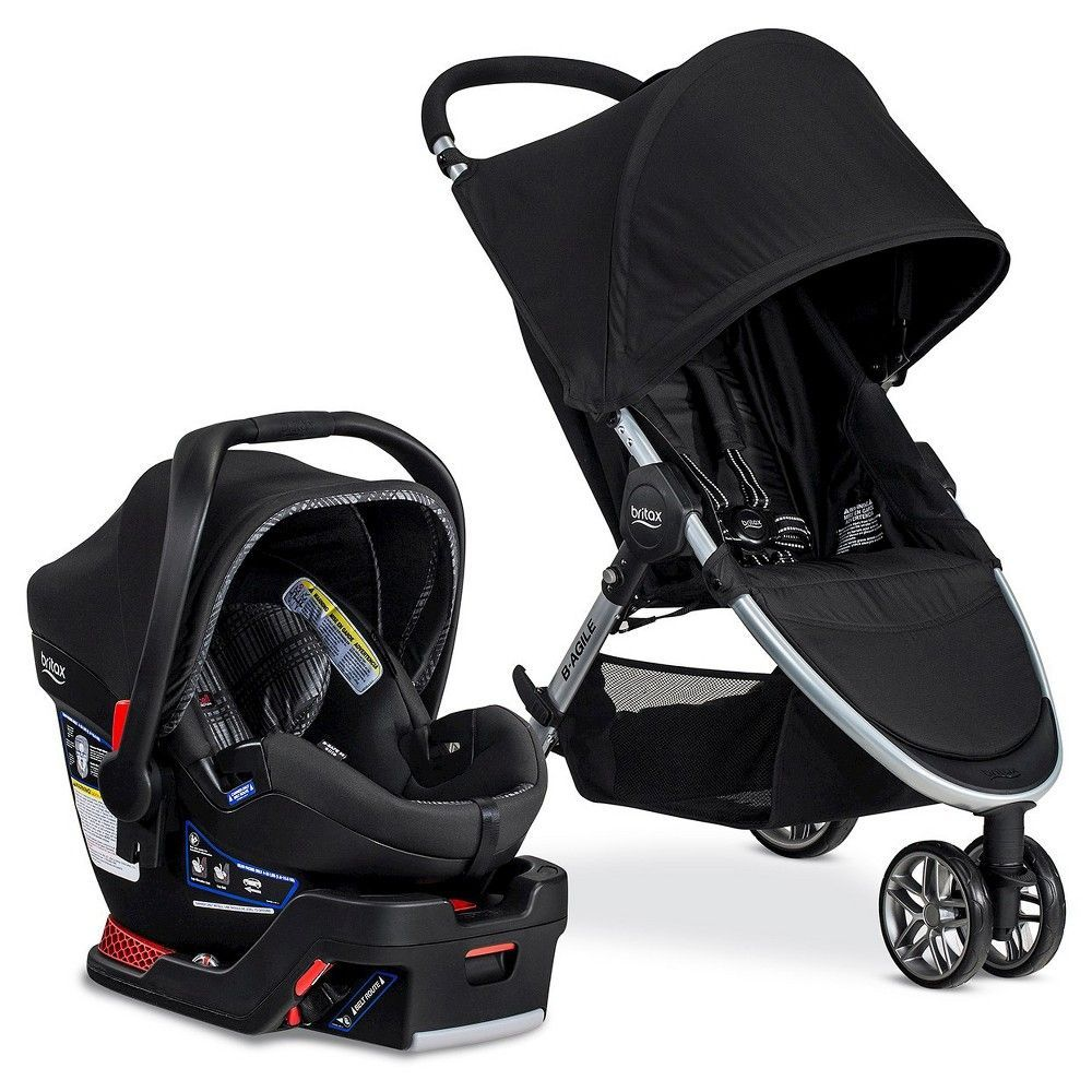 2016 Britax BAgile 3/BSafe 35 Elite Travel System