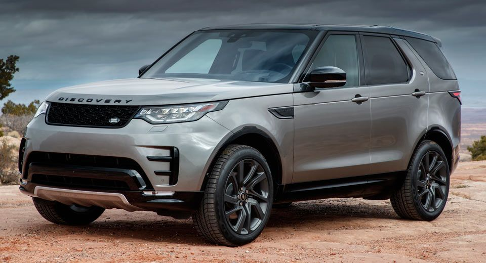 New Land Rover Discovery Arriving In Uk This Week Starting From 43 495 131 Pics Carscoops Land Rover Discovery Hse New Land Rover Discovery New Land Rover