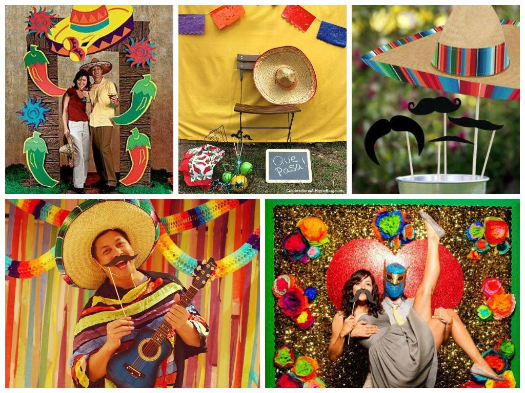 Ideas para una fiesta mexicana fiestas fiesta mexicana - Ideas decoracion fiestas ...