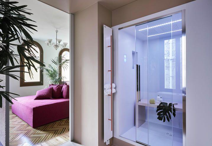 Dormire a venezia casa flora bagno spa interior design