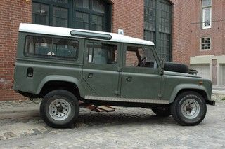 1985 Land Rover Station Wagon