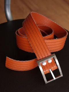 Cinturón de Manguera de Bombero