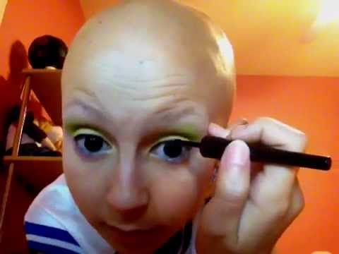 Cancer patient creates great make-up tutorial. Love her!
