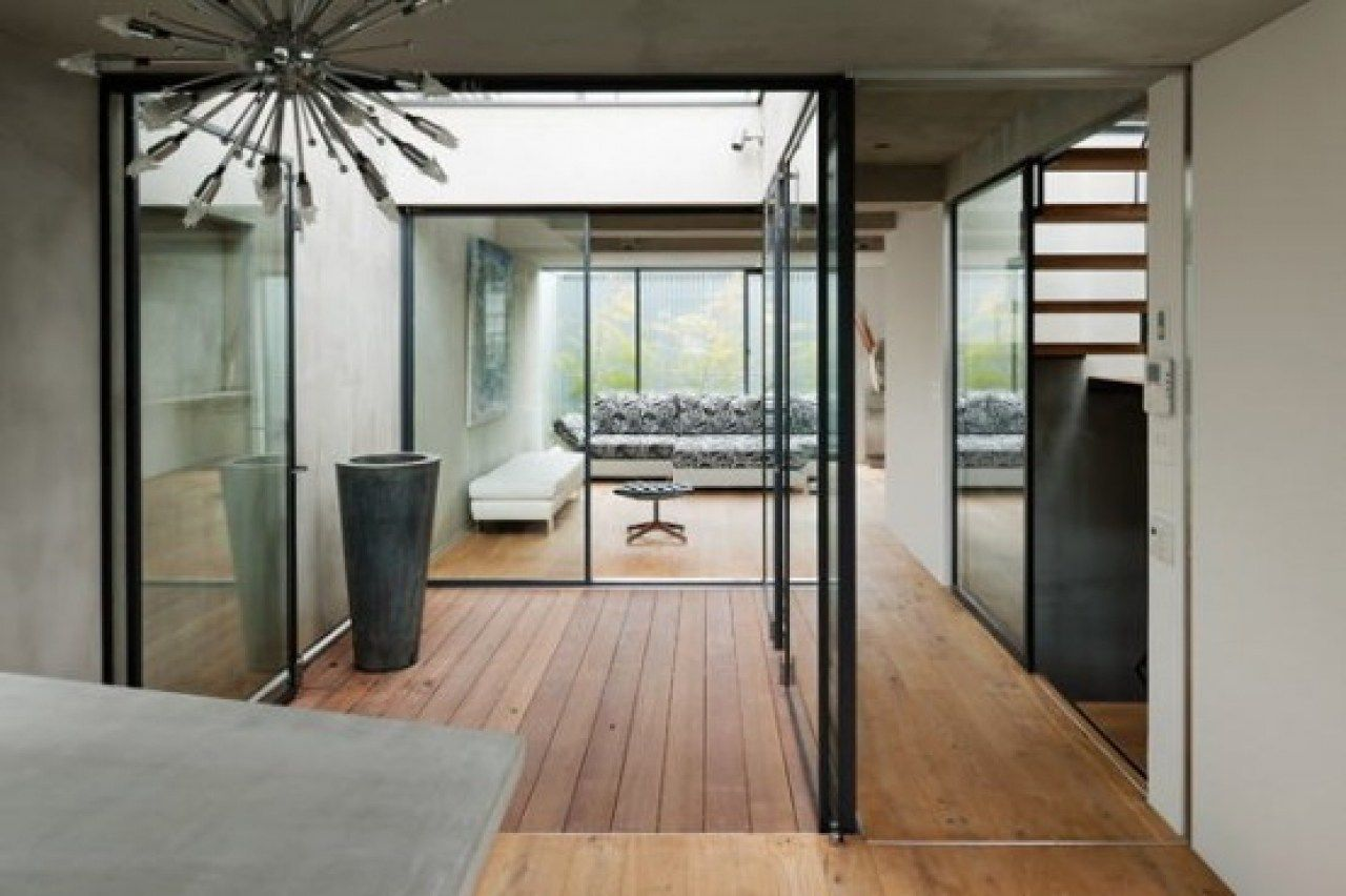 Design modern japanese house interior design ideas home modern modern japanese interior design idea modern japanese dining room