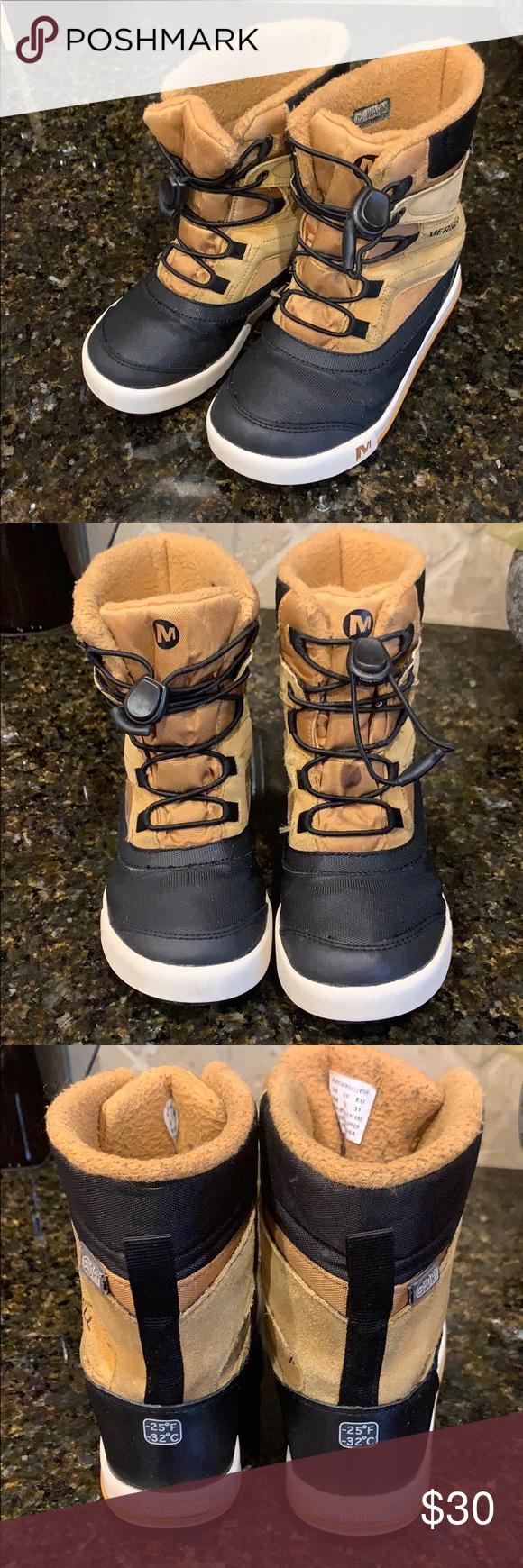 Merrell Boys Snow Winter Boots | Boots