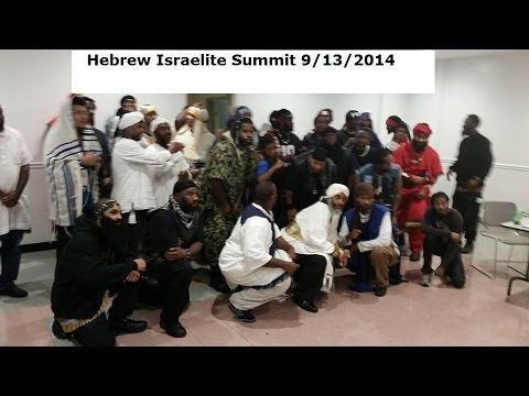 Hebrew israelite camps