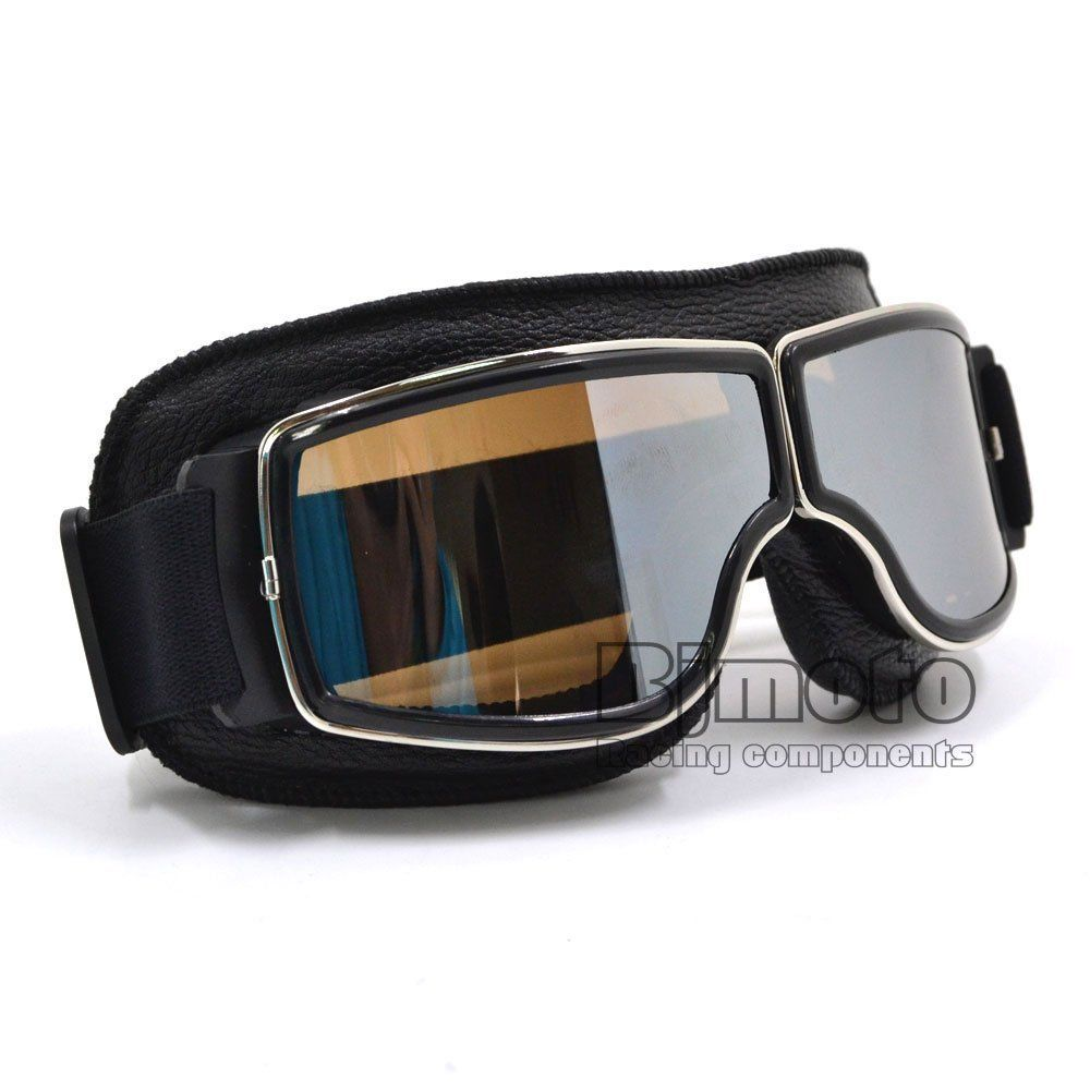 Motorcycle Goggles Cycling Sport Motorbike Scooter Outdoor Social Distancing