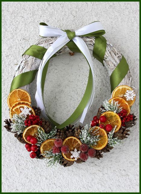 Taaakie Wianki Christmas Wreaths Fall Wreath Holiday Decor