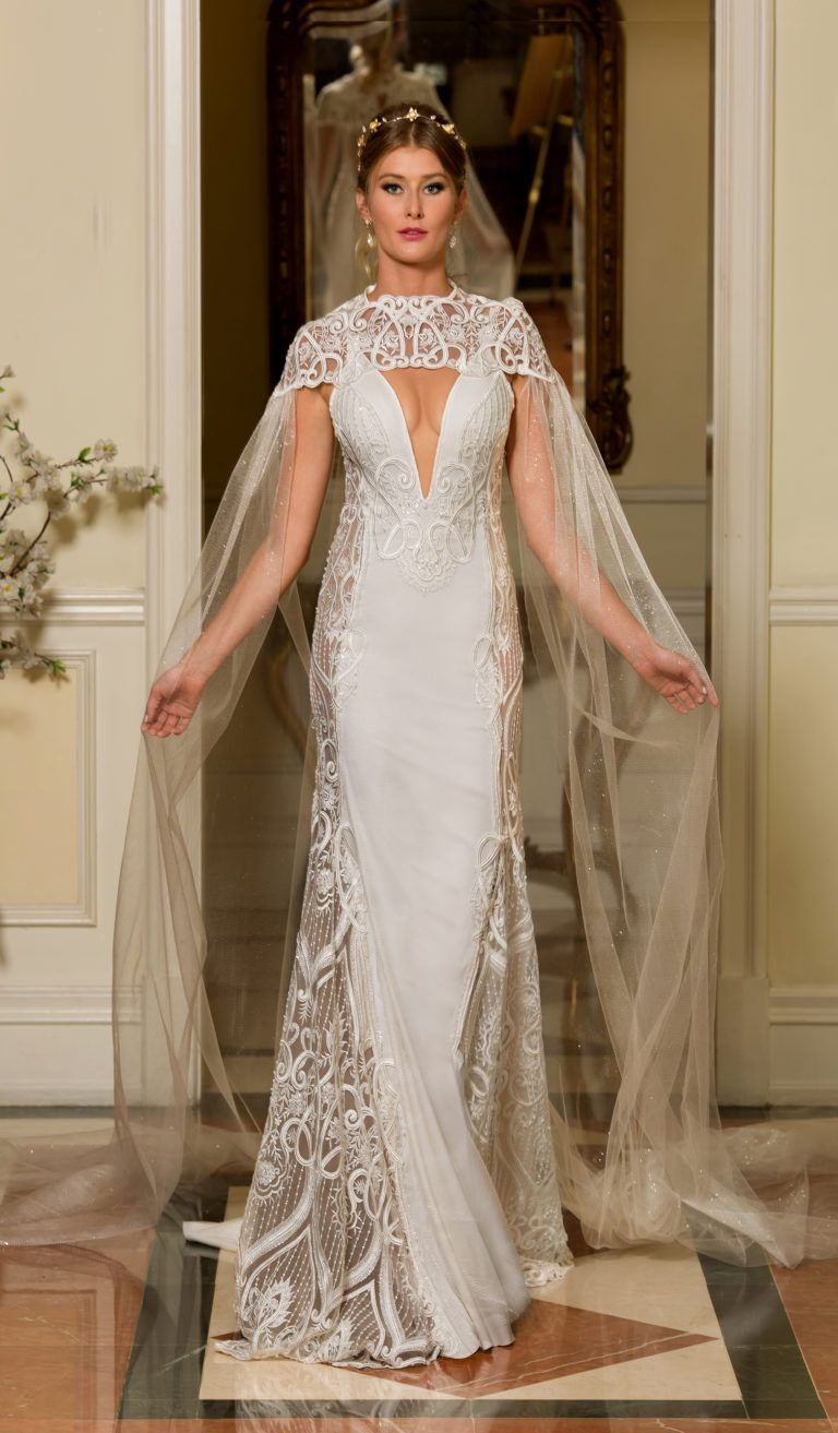 Naama And Anat Couture Khalisi - The Blushing Bride boutique in Frisco, Texas