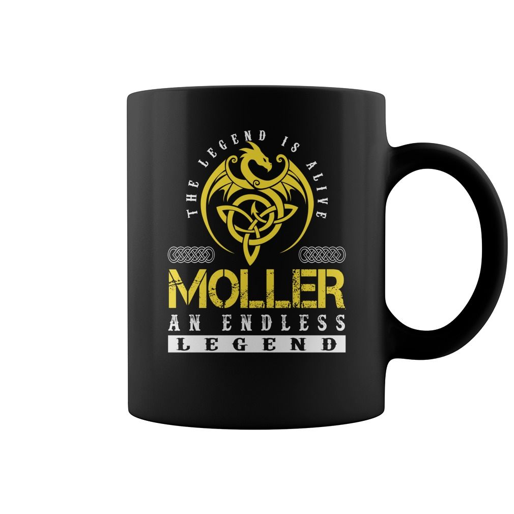 The Legend is Alive MOLLER An Endless Legend Name Mugs #Moller