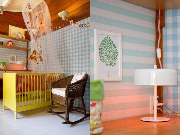 Como decorar um quarto de beb bel lobo ensina dicas - Programa para decorar ...