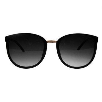 Pria Terpolarisasi Kacamata Perempuan