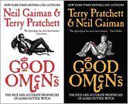 Terry Pratchett and Neil Gaiman-Good Omens