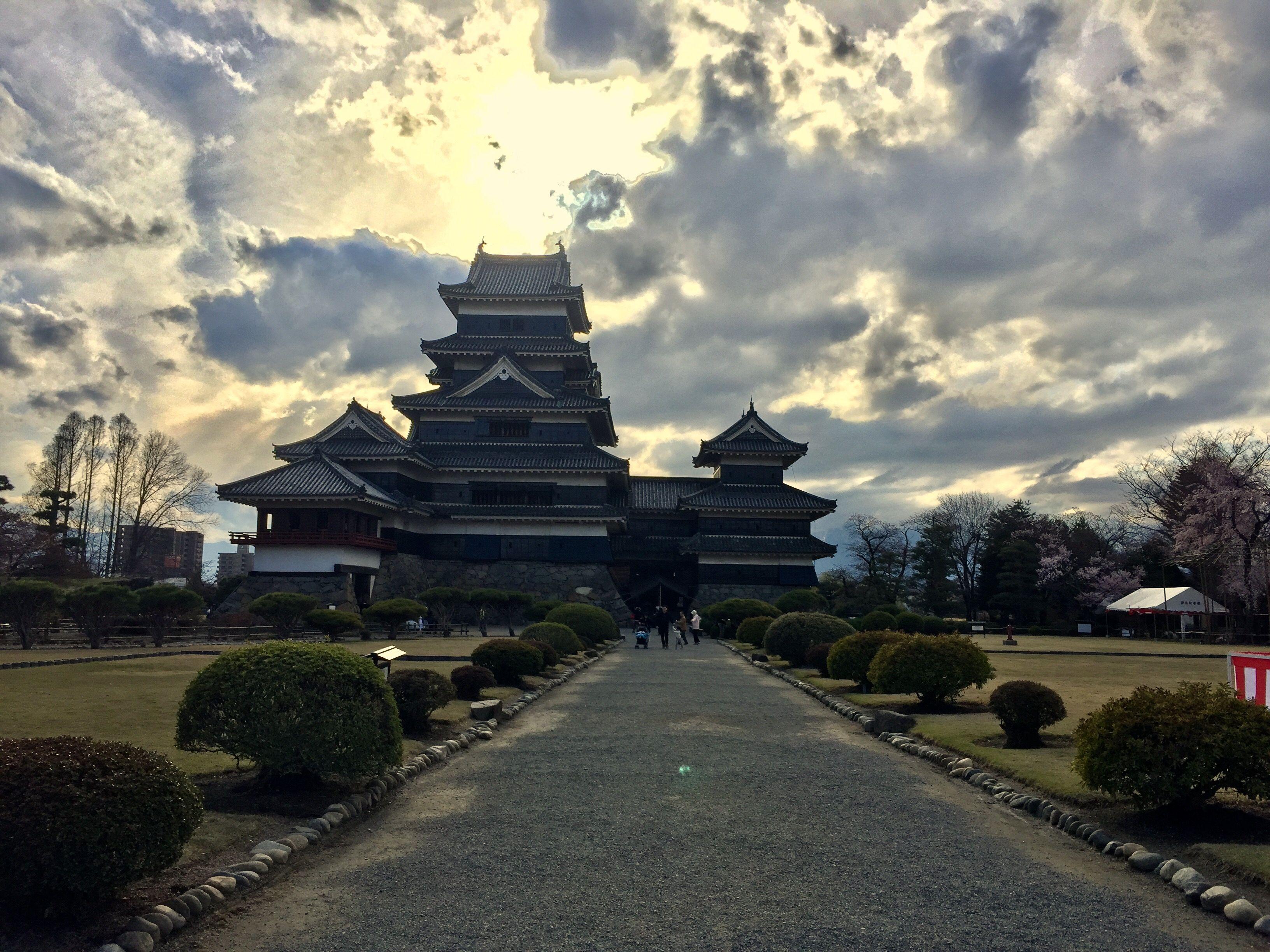 Matsumoto Castle. Matsumoto, Nagano Prefecture, Japan