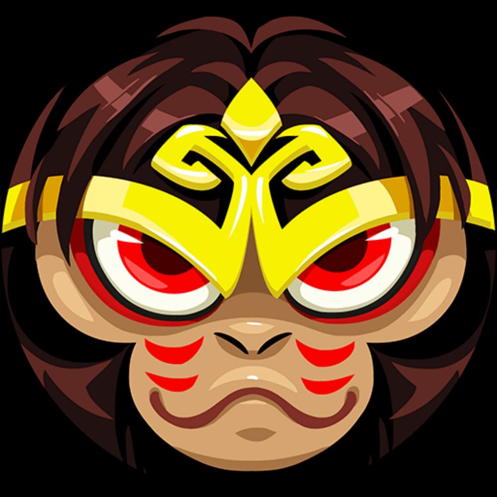 Kong agario premium skin в 2020 г Рисунки, Самурай, Обезьяна