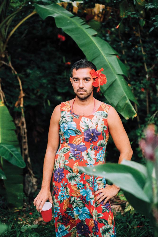 Fotógrafa documenta comunidade alternativa na Nicaraguá. fonte: http://www.obeijo.com.br/