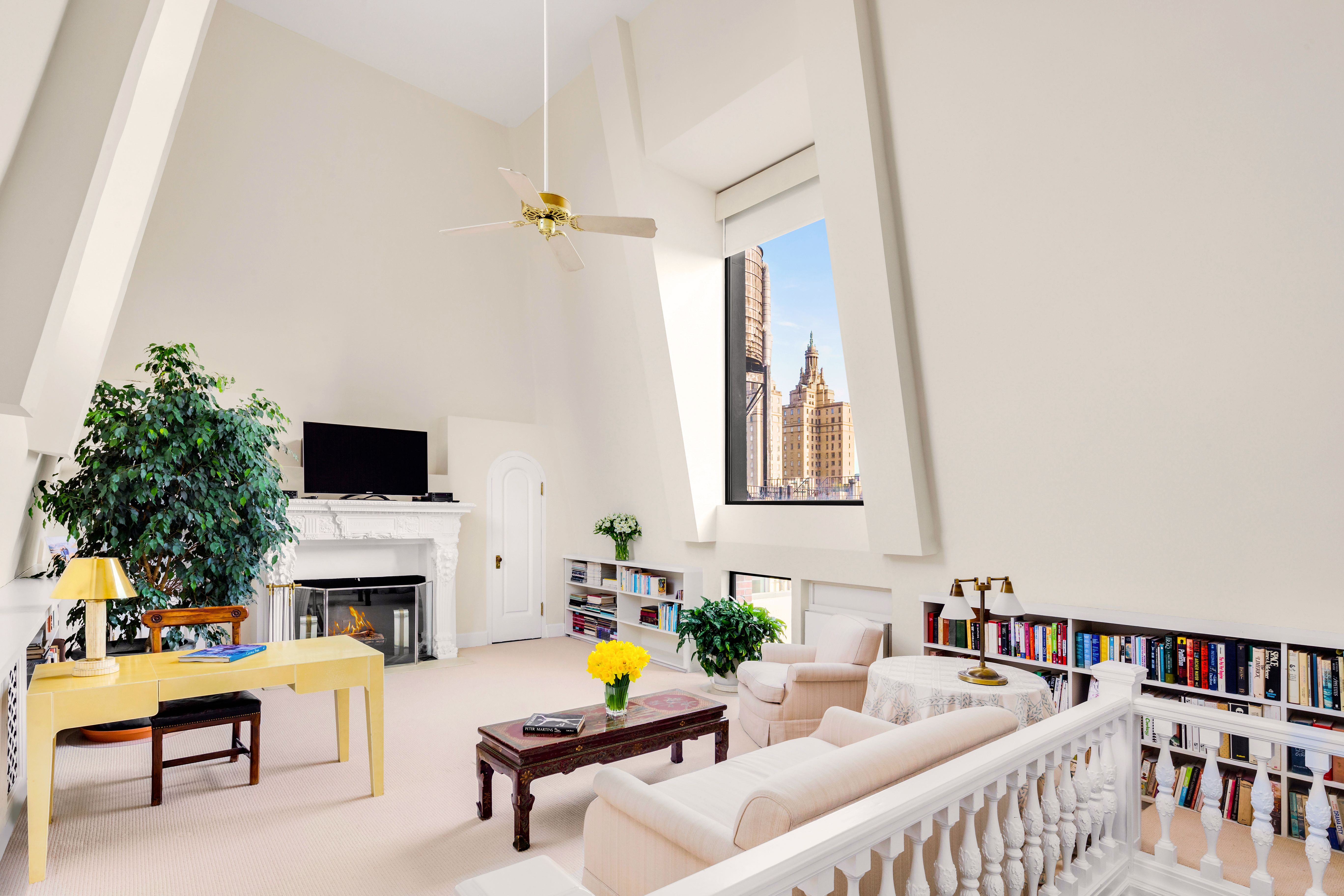 An Upper West Side Penthouse With Its Own Tower Seeks 15m Upper