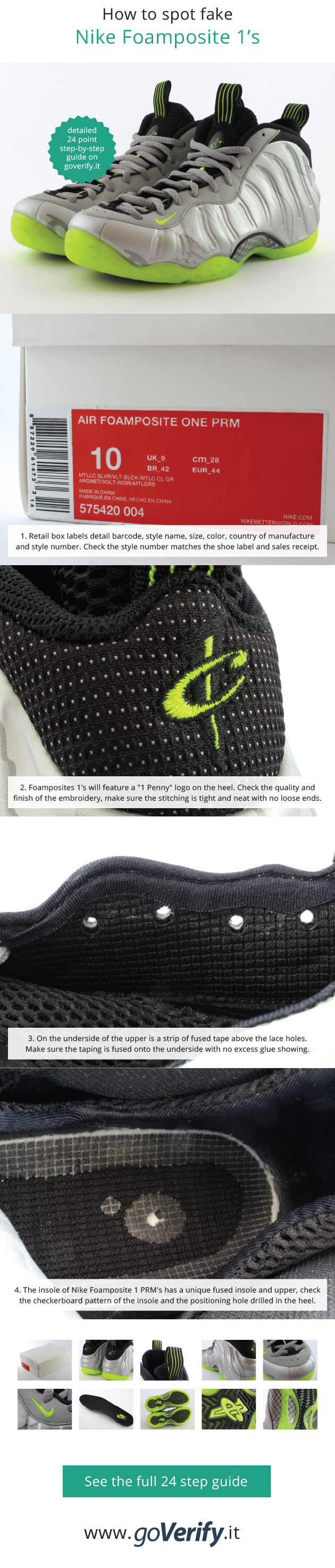Official Website Nike Air Foamposite One Denim Obsidian ...