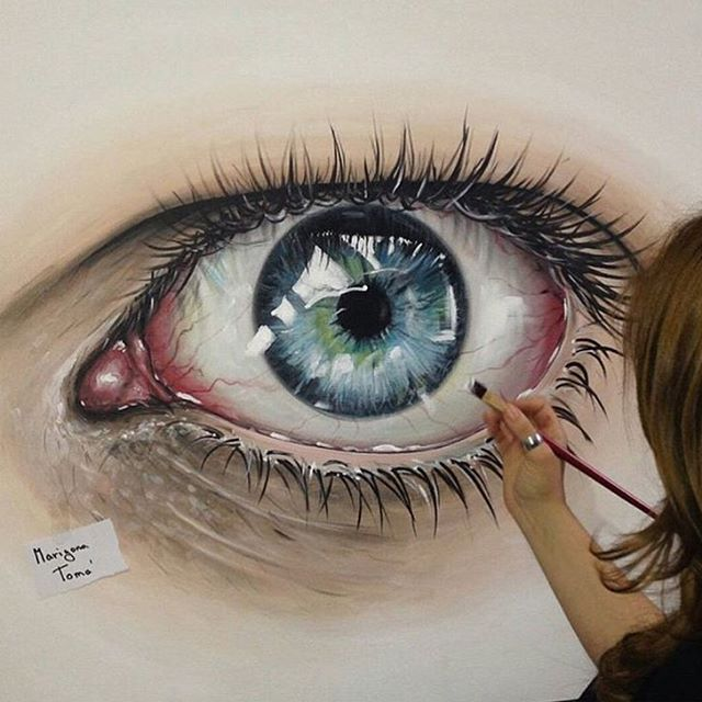 Amazing By Marigona Toma Hashtag Us With Worldofartists Eye