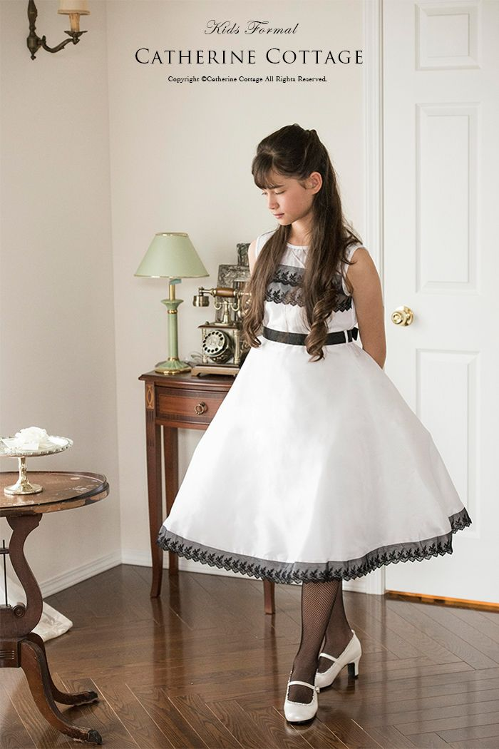 ca3773b76eb4b 子供ドレス 中学生 発表会 結婚式