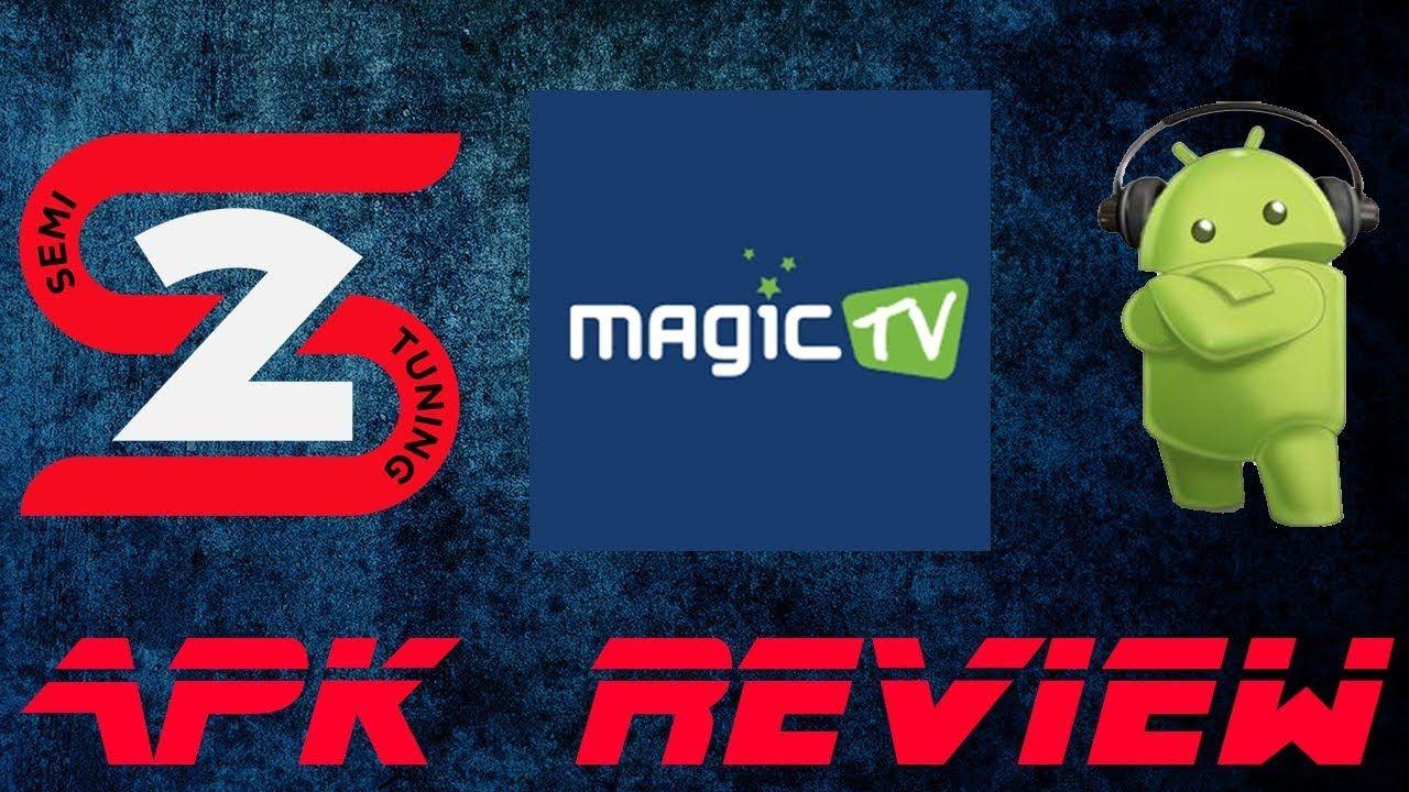 Magic TV Movie & TV Show APK Review March 2019 https