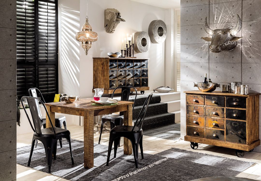 Esszimmer Möbel Vintage : Holzsthle esszimmer wei good innovareds einfache art tulpe