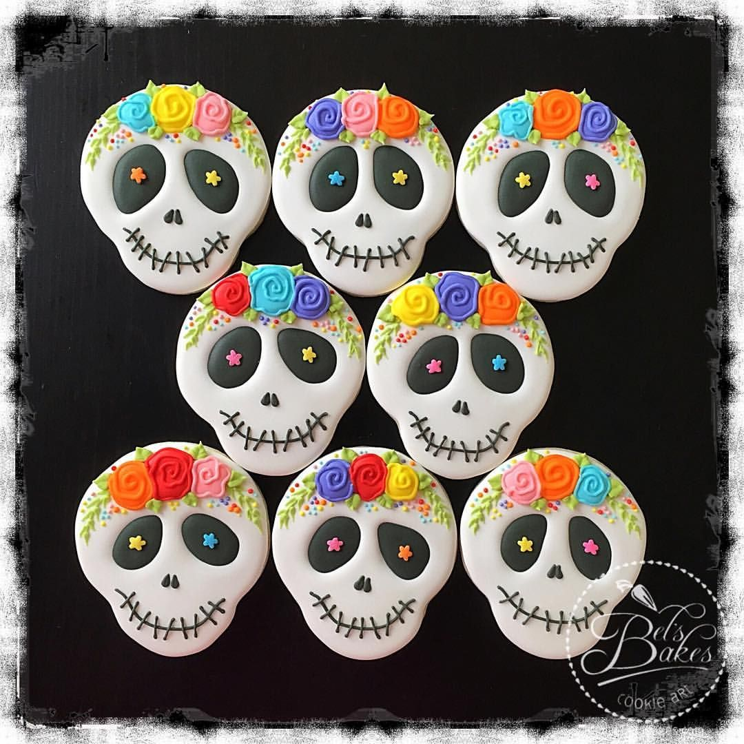 Sugar Skull Day of the Dead Cookie Cutter Baking Fondant Tool Ceramics Pottery