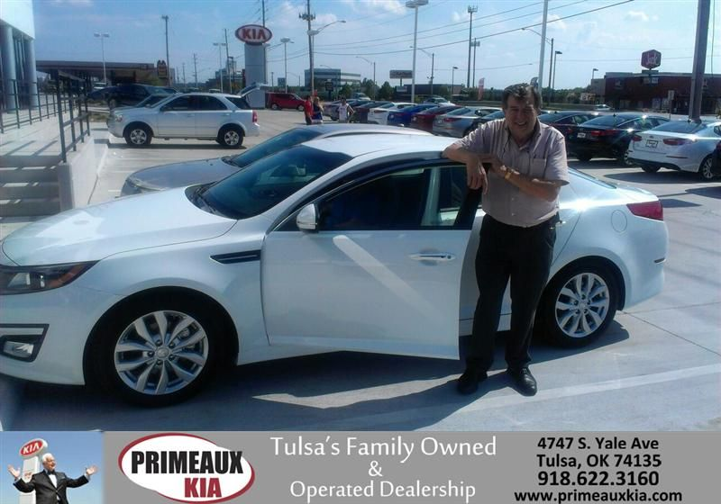This is our fourth KIA from Primeaux and we have enjoyed