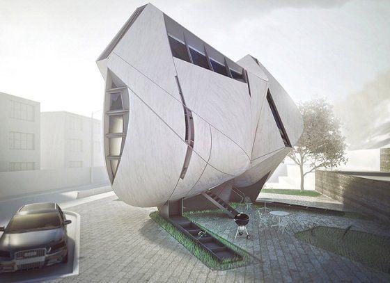 Preliminary Research Office Dalian House