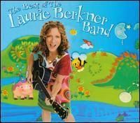 Best of the Laurie Berkner Band .....our toddler loves this album, and the songs are fun to sing along with. Sometimes even a bit tongue-in-cheek!