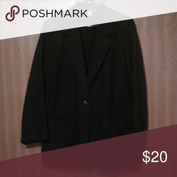 Plus size women's blazer Like new Sag Harbor Jackets & Coats Blazers