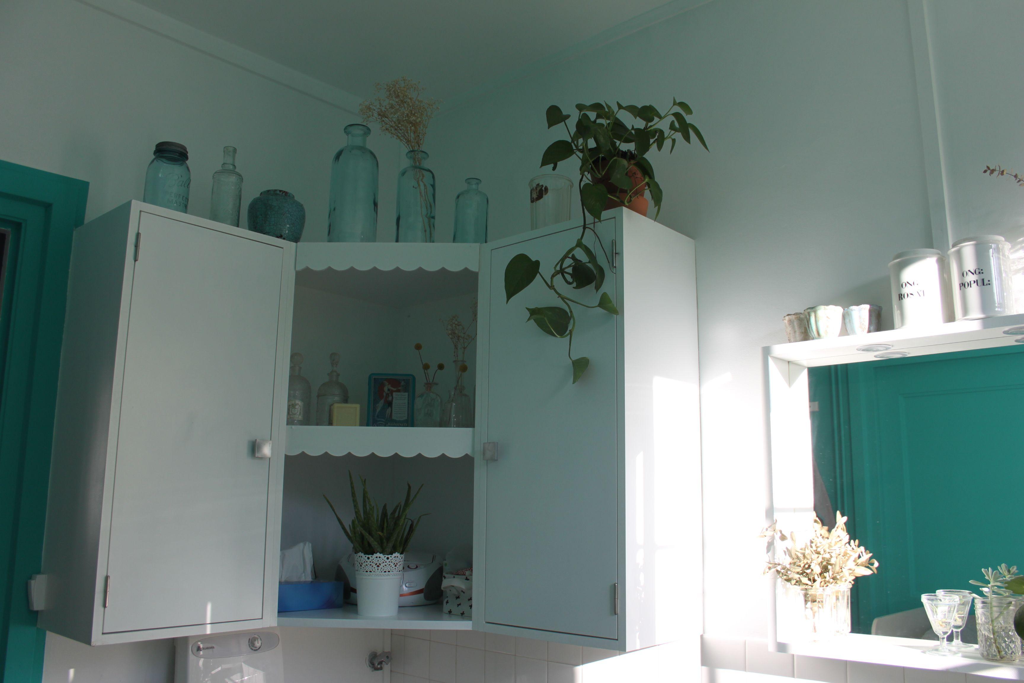 Salle De Bains Urban Jungle Plantes Vertes Deco Vintage Atelier