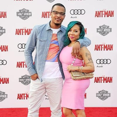 Hot: T.I. and Tiny Welcome Third ChildTogether