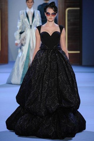 Ulyana Sergeenko Spring/Summer 2014 Couture