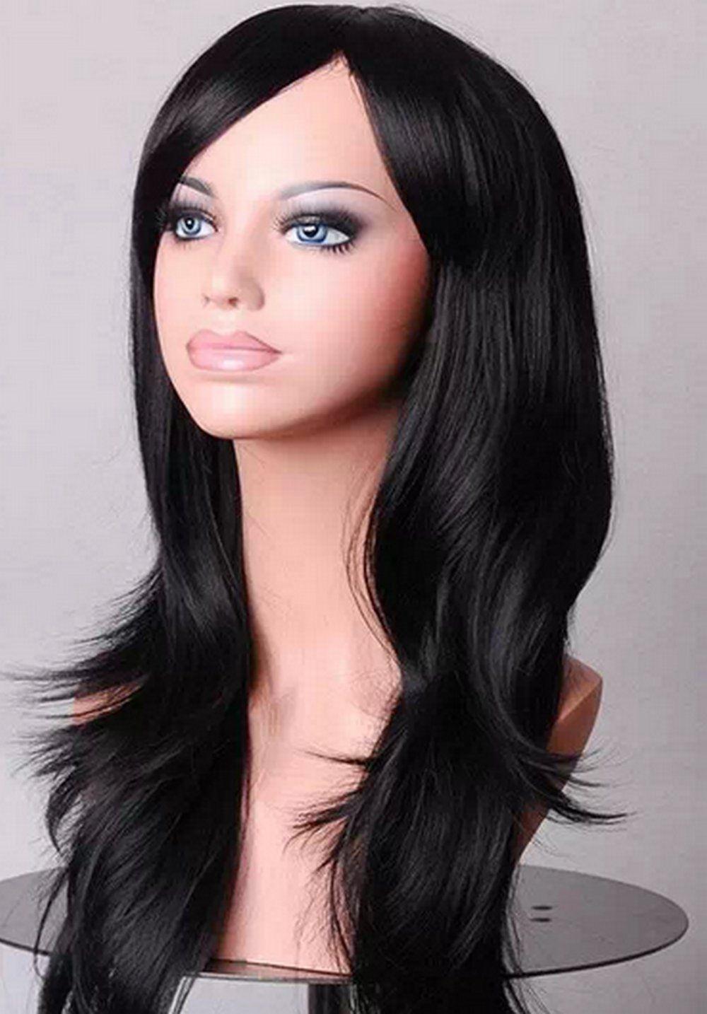 """Cosplay 28 """" Long Big Wavy Hair Heat Resistant"""