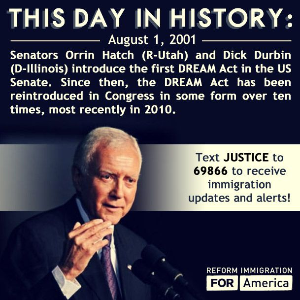 Dick Durbin Dream Act