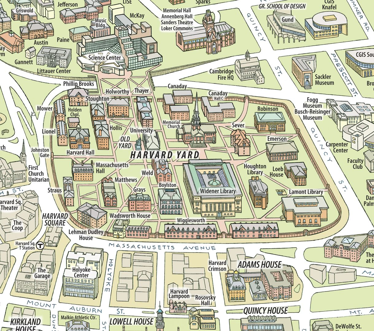 Campus Maps Map Infographic Illustrators Campus Map Map