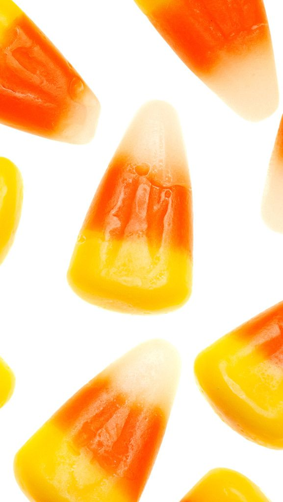 Candy Corn Free Fall Iphone Wallpapers Silver Spiral