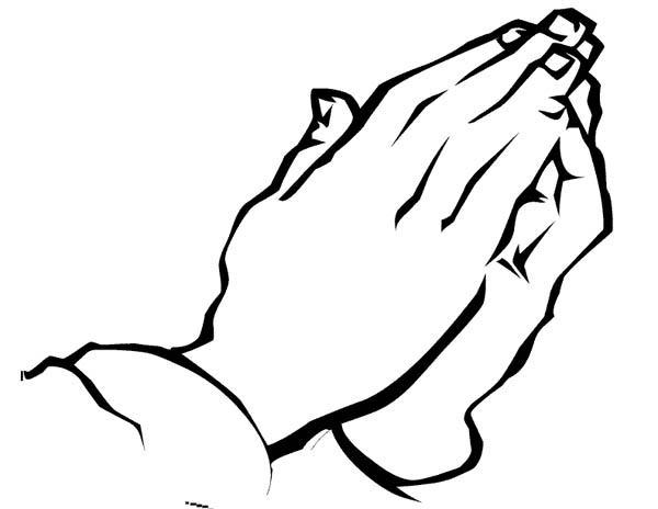 Hand Praying To God Coloring Page Coloring Sky Bible Coloring Pages Free Bible Coloring Pages Bible Coloring