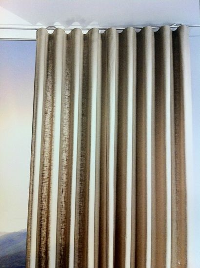 wave-gordijn voorbeeld | curtains | Pinterest | Curtain rails ...