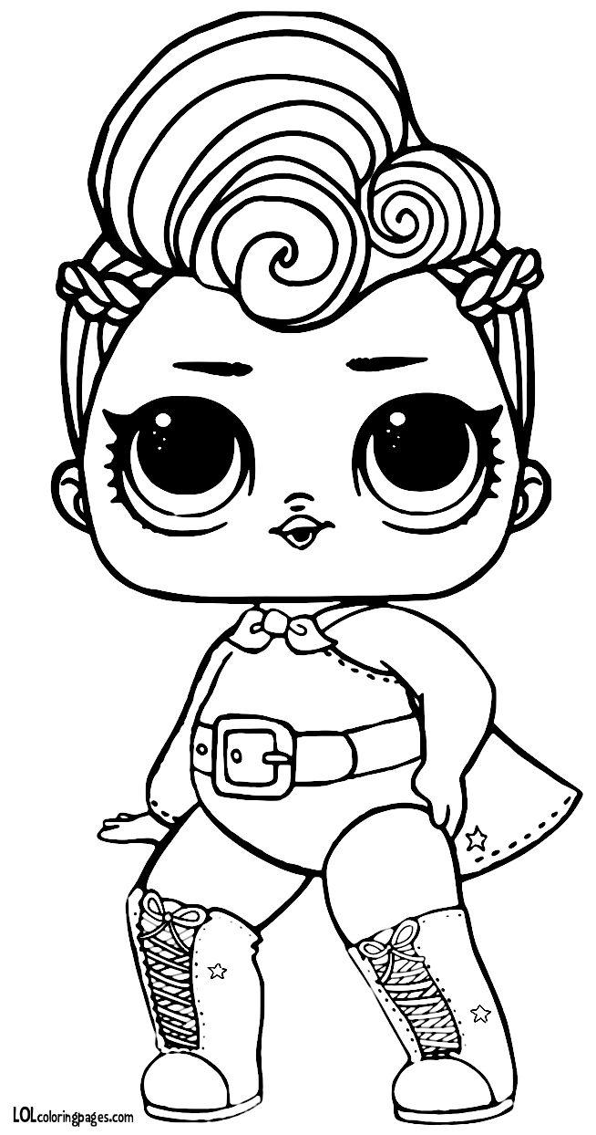 épinglé par alejandra cruz sur lol muñecas lol imprimir dibujos para colorear et muñecas lol surprise