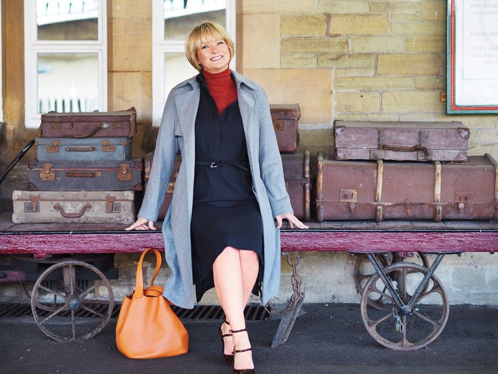 Marks and Spencer fashion for women over 40