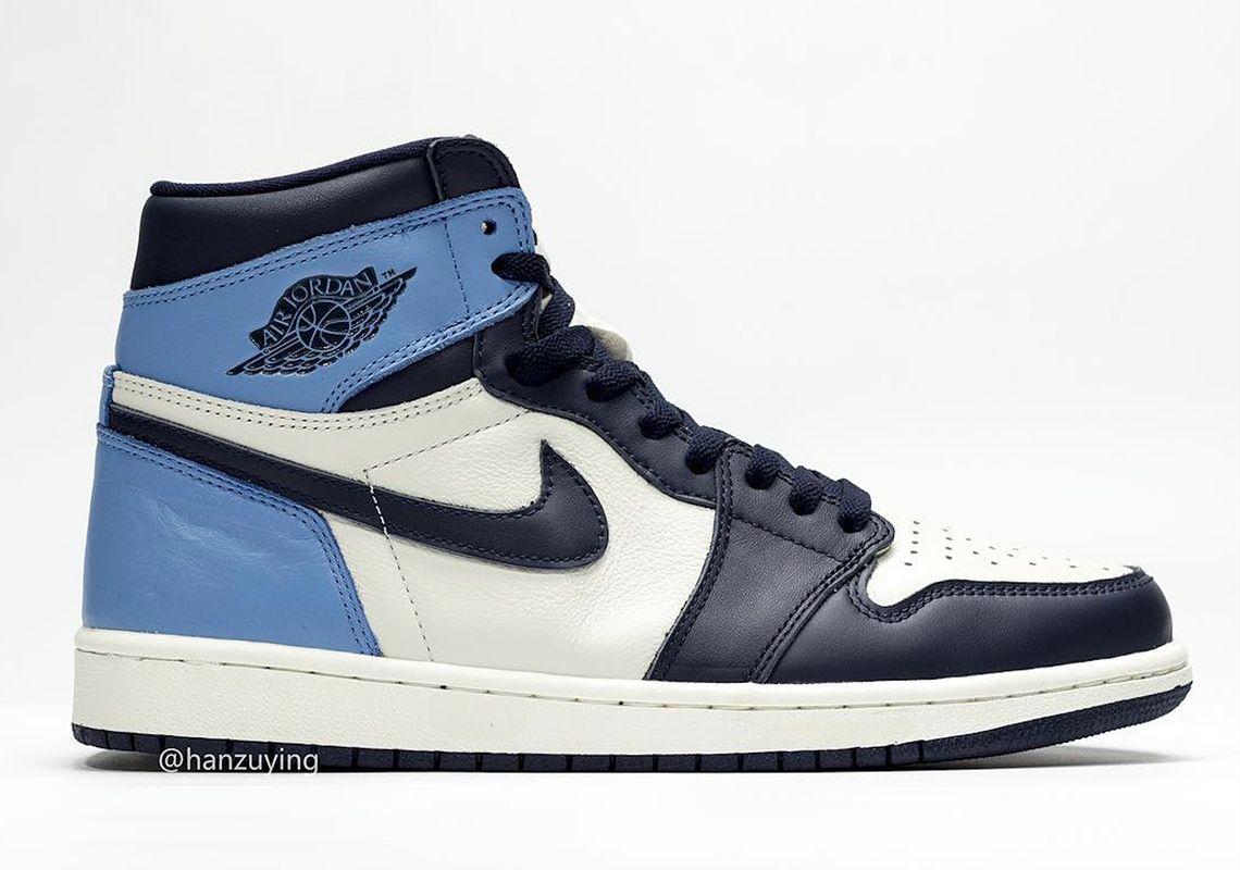 Air Jordan 1 Retro High Og Obsidian University Blue Nike Jordans Air Jordan 1 Retro High Og Unc Release Date Air Jordans Jordan 1 Retro High Blue Jordans